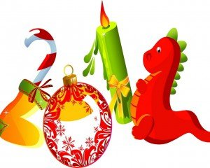 Happy New Year - 2012!